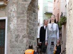 Los gigantes y cabezudos preludio del Corpus Christi en Segorbe