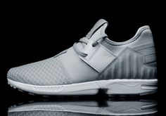 The adidas ZX Flux Plus style up the aesthetics of the classic ZX Flux model.