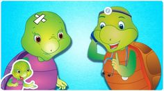 Five Little Turtles | Nursery Rhymes And Kids Songs For Children By Purp...