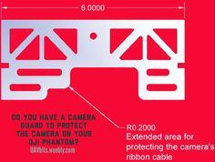 #DJI #phantom Camera Guard protects your expensive camera...