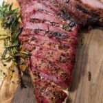 Smoked Tri Tip is so flavorful, juicy, and when cooked correctly, incredibly tender and delicious. I'll teach you how to smoke tri tip like a pro! Traeger Recipes, Roast Recipes, Grilling Recipes, Grilled Tri Tip Recipes, Tritip Recipes, Beef Tri Tip, Smoked Tri Tip, Smoking Recipes, Dessert For Dinner