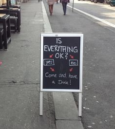 40 Funny and Creative Chalkboard Bar Signs, funny bar signs, funny chalkboard signs, funny bar chalkboards, funny pub signs Funny Baby Images, Funny Dog Photos, Funny Pictures For Kids, Funny Dog Videos, Fail Pictures, Funny Bar Signs, Pub Signs, Restaurant Signs Funny, Restaurant Ideas