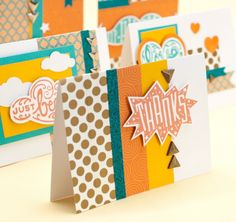 Get an exclusive Cloud Nine cardmaking kit for $15 (retail value $46) with a qualifying purchase of $35 or more  during January in celebration of National Papercrafting Month. Make 10 adorable cards (2 each of 5 designs) with funky messages to put any recipient on cloud nine! #ctmh