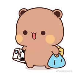 Kawaii Doodles, Kawaii Chibi, Cute Doodles, Cute Chibi, Cute Bear Drawings, Art Drawings Sketches Simple, Kawaii Drawings, Cute Cartoon Pictures, Cute Profile Pictures