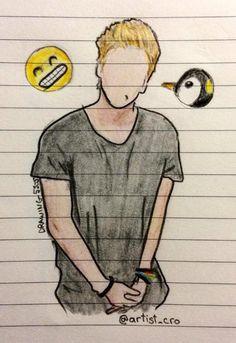 Fan art>>>who drew this?!?