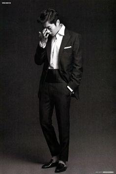 Khottie of the Week: Yoon Doo Joon, BEAST Lets' Eat