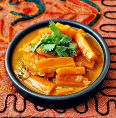spicy carrot coconut curry a4