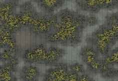 marsh haunted map forest spooky swamp battle dungeons dragons tabletop bog mud maps rpg printable wilderness rpgs dungeon pathfinder virtual