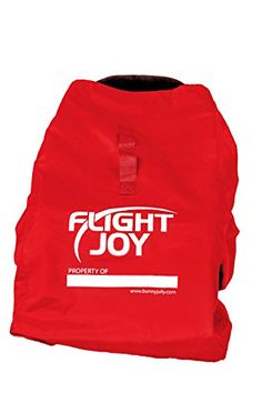 Traveling soon WITH CHILDREN? Make sure to get your #FlightJoy #carseattravelbag available exclusively on #Amazon.