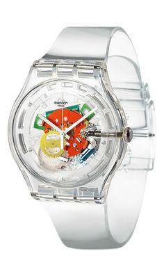 Swatch® US - RANDOM GHOST - SUOK111