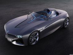 BMW Vision Connected Drive Concept 2011 -