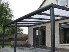 alu terrassendach carport aluminium terrassenüberdachung veranda, Hause deko