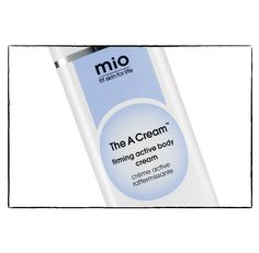 FREE Mio The A Cream - Gratisfaction UK Freebies #freebies #mio #freestuff #beautymonth
