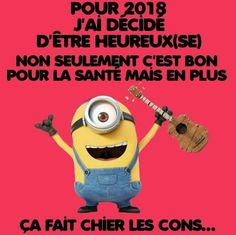 Lol, Minions Quotes, My Mood, Happy New Year, Affirmations, Psychology Jokes, Messages, Motivation, Funny Stuff