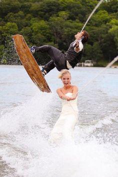 THE coolest wedding photo ever!!!!! Jessica Karen Photography