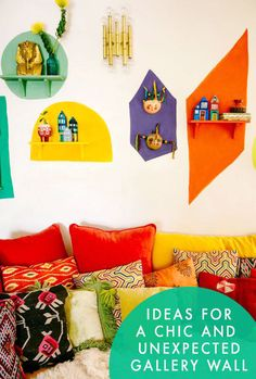 Ideas for a Chic and Unexpected Gallery Wall   eBay