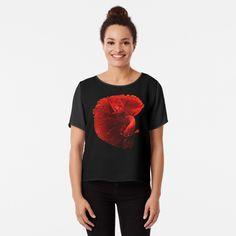 Top of Chic Slogan mit Las Chicas Aufdruck - T- Shirts Mens, Womens, Unisex - lustige Frau Belle Lingerie, Tee Design, Funny Design, Vintage T-shirts, Herren T Shirt, Unisex, Kind Mode, Tshirt Colors, Chiffon Tops