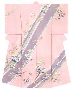 Kaga-Yuzen Kimono, Kenzo Makino