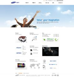 DCafeIn Website - Cheil Industries Chemical