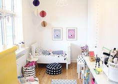 La chambre enfant de Freja