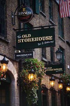 Old Storehouse Bar, Dublin