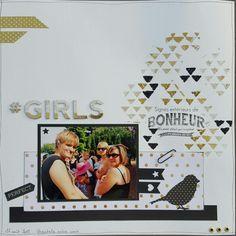 """L'atelierscrap d'Aurore: Page """"girls"""""""