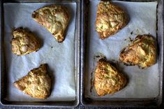 apple and cheddar scones by smitten, via Flickr