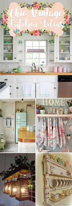 20 Ultra-Chic Vintage Kitchen Ideas Inspired by the Last Mid-Century!
