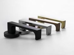 Lever Door Handles, Bookends, Architecture Design, Brass, Doors, Range, Home Decor, Architecture Layout, Cookers