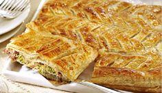 La ricetta della torta rustica con prosciutto, formaggio e zucchine | Ultime Notizie Flash