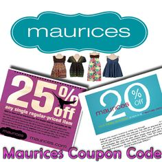 photograph about Maurice Printable Coupons identify 19 Easiest Maurices Discount codes pictures within 2014 Maurices discount codes