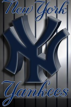 Find the best New York Yankees Wallpaper Desktop on GetWallpapers. We have background pictures for you! Yankees Logo, New York Yankees Baseball, Yankees Fan, New Hd Pic, Cute Screen Savers, Best Background Images, Multimedia Artist, Dark Roots, Cool Backgrounds
