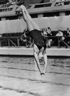 1948, London | 17 Amazing Female Divers Throughout Olympic History