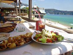 Albania: Beautiful coast, delicious fresh food--all for pennies compared to other European destinations