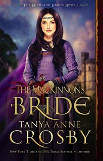 Literary Flits: The MacKinnon's Bride by Tanya Anne Crosby + Givea...