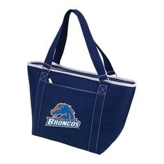 Picnic Time Topanga Boise State Broncos Embroidered Navy