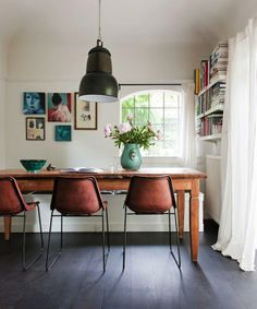 a dining area in the Netherlands | James Stokes