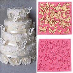 Muffins 2er Pack Backformen f/ür Weihnachten aus Silikon Keksen oder als Eisw/ürfel-Formen Backzubeh/ör /& Kuchenformen zum Backen von Kuchen Cupcakes Silikonformen mit 6 weihnachtlichen Formen