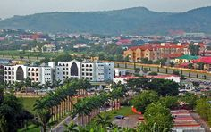 2/13 #5 The capitol of Nigeria is Abuja which is man made and is the second biggest and second most expensive capitol rolling Lagos. There are three colleges there as well.