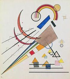 Vassily Kandinsky - Grey Square