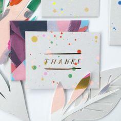 print & pattern: CARDS - moglea