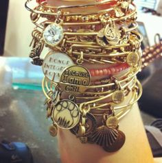 Bangles, bangles, bangles!! #lucido #jewelry #womens #accessories #bracelets