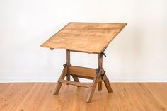 Vintage Hamilton Drafting Table - Artist Easel  Always beautiful and functional in many different ways