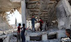 مقتل 7 أشخاص في غارات على محافظة إدلب السورية: مقتل 7 أشخاص في غارات على محافظة إدلب السورية