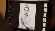 """LAS CADERAS TABASCO: Capturas del Photoshoots para el album """"SHAKIRA."""""""