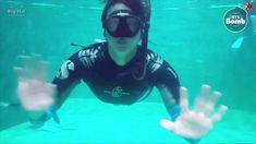 [BANGTAN BOMB] Jin's 'Skin diving' Training for Law of The Jungle ❤ (Ok, but Seokjin at 0:20 like smolly did Bangtans intro like- IM NOT OKAYYY- 1, 2, 3 BANG, TAn do u know ANNyEONGhaseyo we are BTS- uNDERWATER- gudfhusi- i love him------) #BTS #방탄소년단