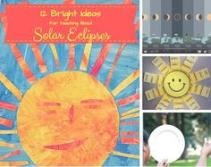 12 Bright Ideas For Teaching About Solar Eclipses