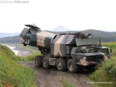 4K51 Rubezh - Military Pictures - Air Force Army Navy Missiles Defense