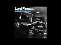 """Lord Finesse """"Cool Ensemble"""""""