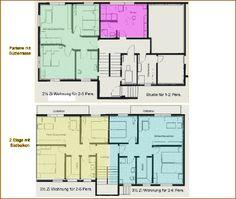 Ferienwohnungen im Ferienhaus Ambiance, Saas Grund, Saastal, Wallis, Apartment, Chalet, Ferienwohnungen